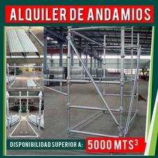 Alquiler Andamio Cuplock Suministro Montaje De Andamios
