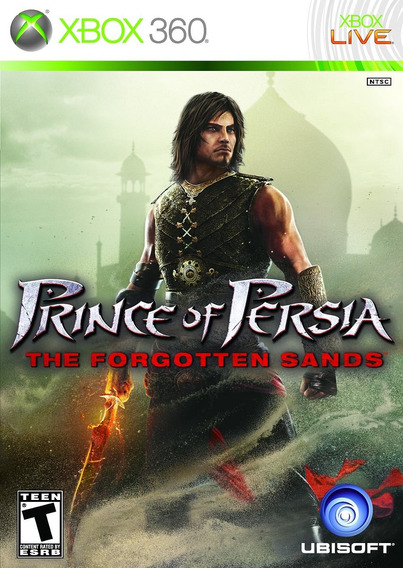 Prince Of Persia : Forgotten Sands - Xbox 360
