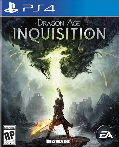 Jogo Novo Dragon Age Inquisition Para Playstation 4 Ps4