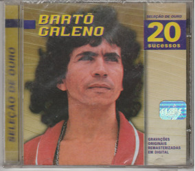 Bartô Galeno - Cd Seleção De Ouro 20 Sucessos - Lacrado