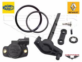 Reparo Corpo Borboleta Renault Scenic 1.6 16v 2.0 7700875435