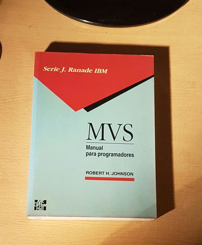 Libro Mvs Sistema Operativo