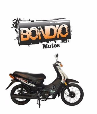 Brava Nevada 110 Base - Bondio Motos