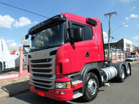 Scania R 440 6x2 2013 Ar-cond R400 440 480 Volvo Fh 460 540
