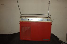 Antiga Mini Vitrola Com Rádio Fenco - Japonesa Linda Peça