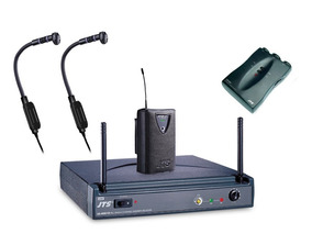 Microfone Sem Fio Jts Us 800 -cx 516/2-acordeon