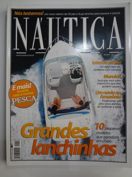 Revista Náutica N° 210