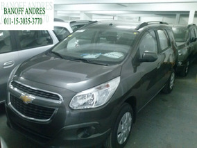 Chevrolet Spin Ltz 7 $189.000 Y Ctas Tasa 0% Ab