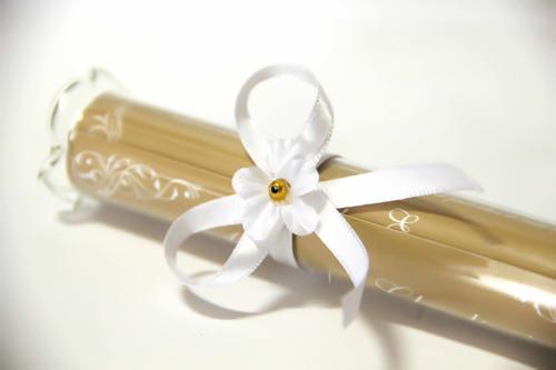 Imagem 1 de 4 de 12 Convites Casamento / Padrinhos Vidro. R$ 4,20 Cada