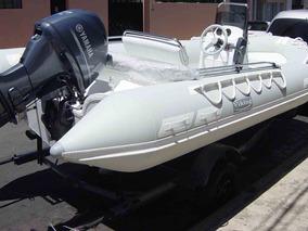Semirigidos Viking 5,20 Premium Con Yamaha 60 4t Efi Renosto