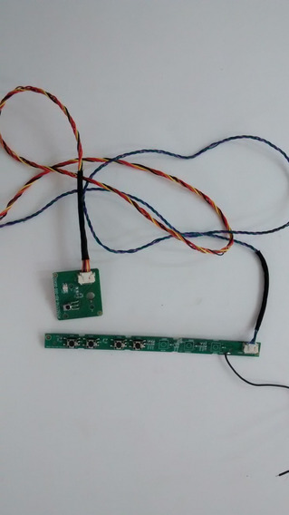 Placa Sensor Cr M715g5296-r01-000-0040 Completo