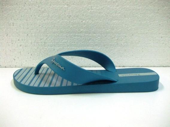 Chinelo Ipanema Deck Azul