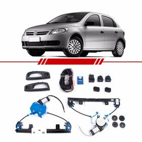 Kit Vidro Elétrico Sensorizado Volkswagen Gol Voyage G5