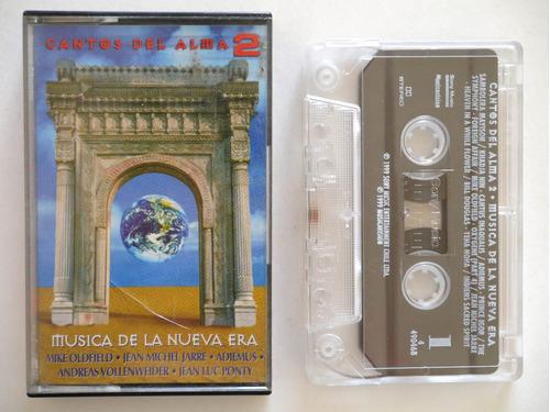 Cassette De : Musica New Wave Antologia Jarre, Ponty, ...