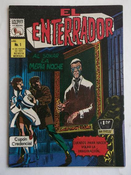 El Enterrador # 1 La Prensa Enero 1970
