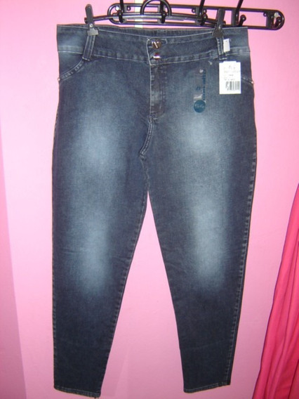 Calça Jeans Feminina Tamanho 54