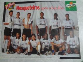 Poster Gigante Do Corinthians