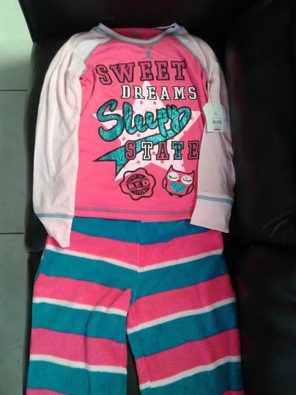 Pijama Para Niña Pantalon Pachoncito !!! Nuevo