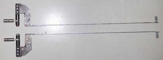 Dobradiça Com Haste Notebook Itautec W7655