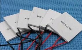 5pcs Pastilha Placa Tec1-12706 Thermoelectric Cooler Peltier