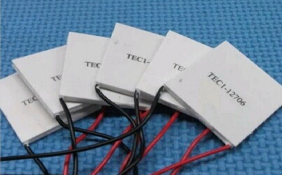 5pcs Pastilha Placa Tec1-12706 Thermoelectric Cooler Peltier