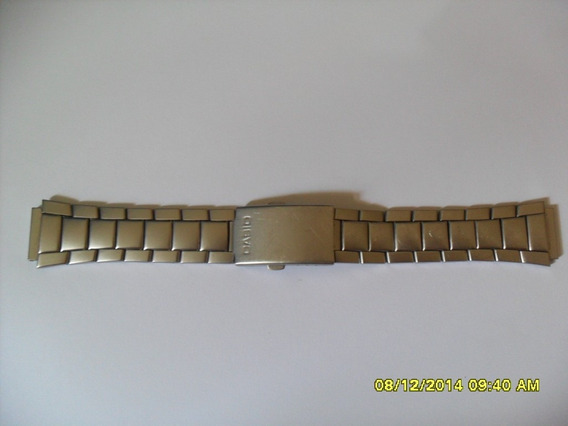 Pulseira Original Casio 18mm