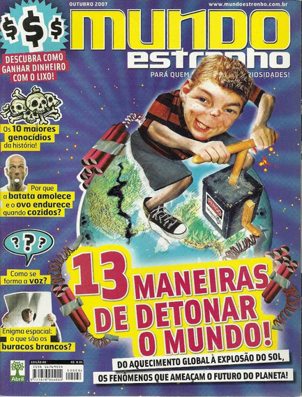 Mundo Estranho 68 - Bonellihq Cx75 G19