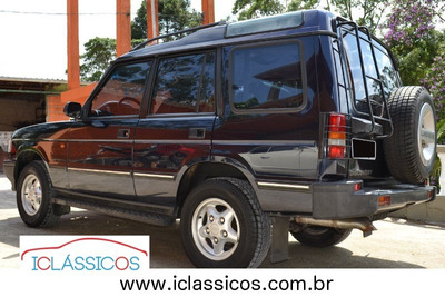 Land Rover Discovery 1997