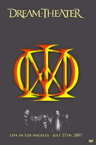 Dvd Duplo Dream Theater - Live In Los Angeles 2007