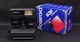 Polaroid Máquina Fotográfica - Modelo 636 C/ Manual Na Caixa