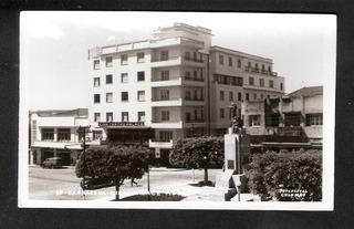 Barbacena-mg- Minas Palace Hotel -c.postal Fotografico