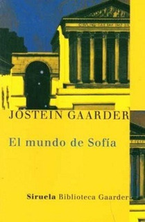 El Mundo De Sofia Jostein Gaarder - Libro Nuevo Envio Rapido
