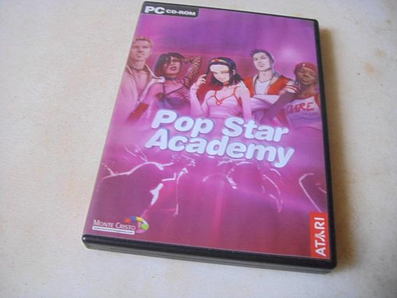 Pop Star Academy - Aberto Porem Nunca Usado - Frete Grátis -