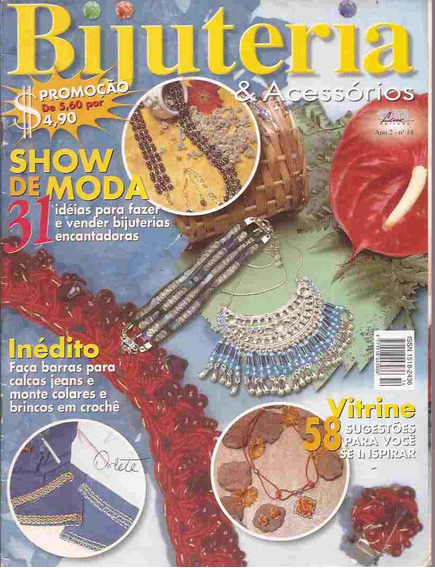 Artesanato - Bijuteria & Acessórios Nº 14 + 24 + 45