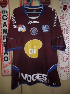 Camisa Caxias ( Rio Grande Do Sul / Patrocinio Oi)