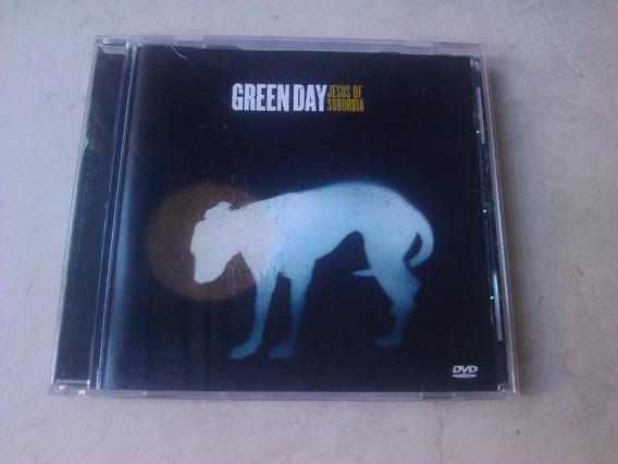 Green Day - Jesus Of Suburbia Dvd Importado Raro