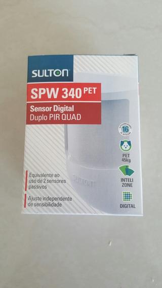 Sensor De Presença Ivp Pet 45 Kg Spw 340 Sulton