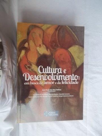 * Cultura E Desenvolvimento - Livro