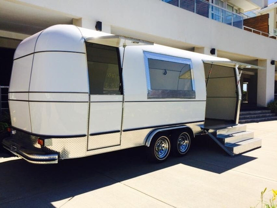 Trailer Americano Mactrail Airstream Homologado Patentable