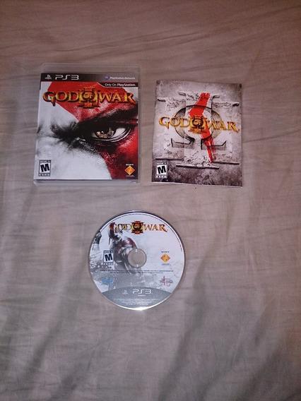 God Of War 3 Original Americano Ps3