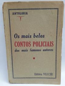Livro (cc): Vecchi - Belos Contos Policiais Famosos Autores