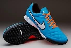 fc7c51969d Chuteira Society Nike Tiempo Genio Leather Tf Couro Promoção - R ...