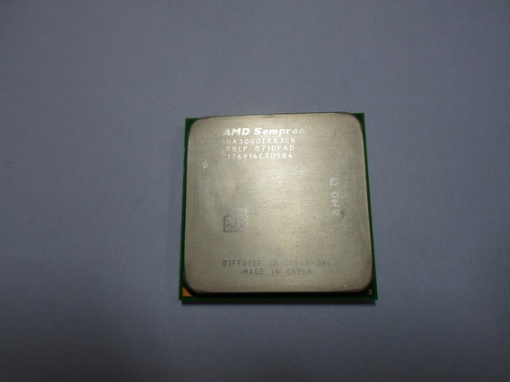 Processador Amd Sempron 3000