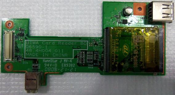 Leitor De Cartão + Usb + Fireware Acer 4620z 48.4h0004.011