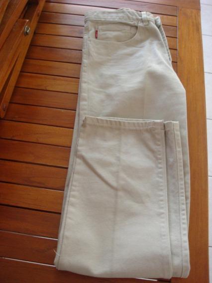 Jean Quarry Pantalon Original Beige