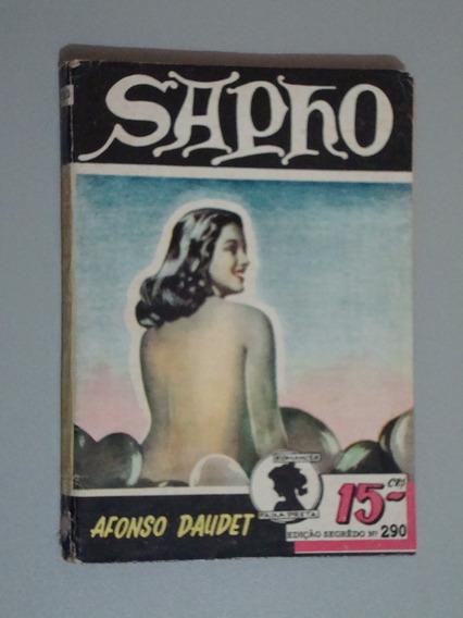 Livro Sapho - Romances Faixa Preta