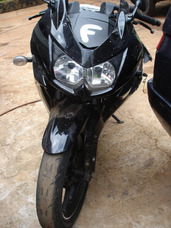 Kawasaki Ninja 250 Dafra Laser Speed 150 Para Venda De Peças