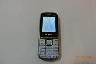 Celular Nokia D500 2 Chip Defeito Para Tirar Peças - Oferta