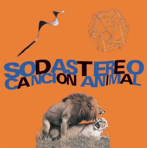 Vinilo Soda Stereo Cancion Animal Lp Nuevo Remast.2015