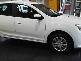 Renault Sandero 2017 , Retira Con Un Minimo Anticipo ( Eo )